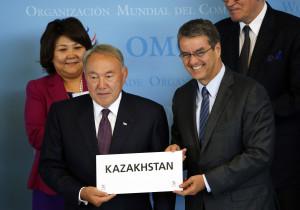 Kazakhstan to enter WTO