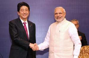 INDIA-JAPAN-POLITICS