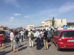 Kyrgyzstan Embassy Blast