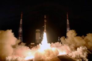 PSLV C 29 launches satellites
